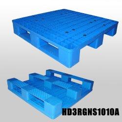Personalizar los palets de plástico perforada montable en rack con malla