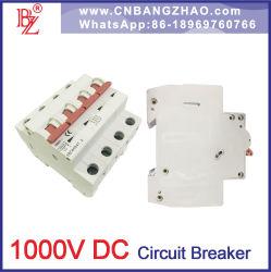 1000V DC 4p disjoncteur à courant continu haute tension pour PV Module système
