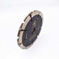 Сэндвич алмазного режущего полотна пилы для резки асфальта конкретные диск