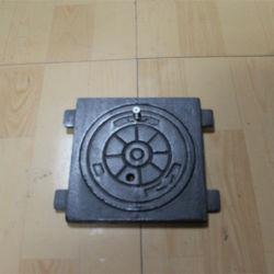(Ac21) couvercle du poêle en fonte