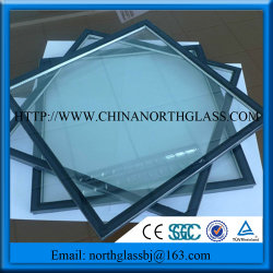 Хорошего качества 6+12+6 изолированный стеклянные панели для наружной окна