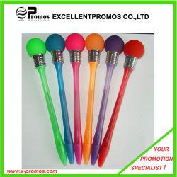 多彩なロゴによってカスタマイズされるLEDの点滅の球ペン(EP-P7169)