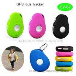 子供および年配者(EV-07)のための2g個人的なGPSの追跡者