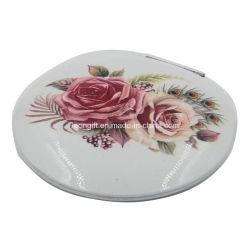 값싸고 패셔너블한 미카 앤틱 라운드 배니티 미러(Mica Antique Round Vanity