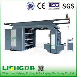 <> Lisheng completamente automática máquina de impresión de un solo color, la maquinaria barata
