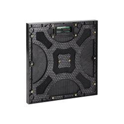 Certificado de bis en el exterior P4.81 Pantalla LED de 500*500mm armario curvo de la pantalla de Coches