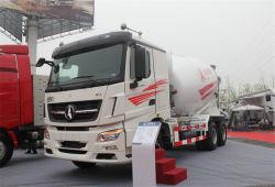Mercedes Benz Technology Beiben V3 Cement Mixer truck 10cbm