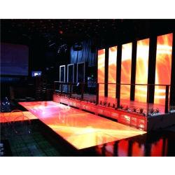 P6.25 farbenreiche im Freien video Dance Floor Miet-LED Bildschirm-Innenbildschirmanzeige