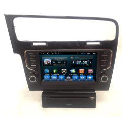 Androides geräten-Volkswagen-Golf 7 des Auto-DVD GPS Haupt