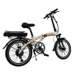 Poids léger 20pouces bicyclettes pliantes électriques pour les adultes de vélo de montagne de modèle avec la pédale en alliage de 250 W