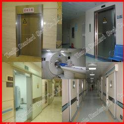 8mm 10mm 12mm 18mm 20mm 22mm pb de rayons X de rayonnement de protection en verre au plomb de blindage
