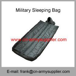 Dormir dormir Bag-Army Bag-Camping militar verde Bolsa de dormir