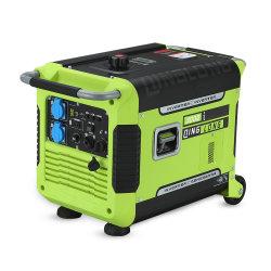 OEM 3Квт постоянного магнита Silent портативный источник питания мини-Динамо генератора инвертора 3кв цена