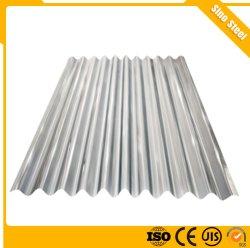 Dx52D Gi 屋根材ビル材料用の亜鉛めっき波形シートメタル