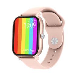 Android mobile Smart Watch TW36 1,75pouces grand écran haute résolution de l'aide de la vie d'appel des téléphones Bluetooth surveillance du sommeil Calender TW36 Smartwatch