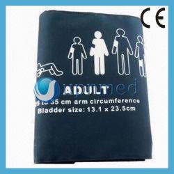 Bladder, Single Tube, 13.1-23.5cm를 가진 Cm Adult NIBP Cuff