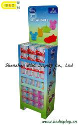 Rack de exibição de papel \ Display de papelão \ Dumpbin de papel (B & C-A013)