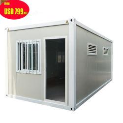 Australia prefabricados pequeña caja portátil de casas en venta