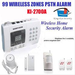 Аварийные системы Ki-2700A дискового телефона зон обороны радиотелеграфа 99 автоматические