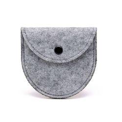 Commerce de gros matériel feutre Coin Bag Mini sac à main mignon Wallet
