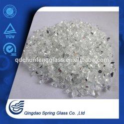 3.0 - 4.0 mm aplastó las partículas de espejo de aluminio