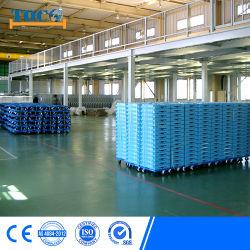 La plataforma de acero Mezzanine piso elevado nivel de la fábrica de almacenamiento Rack Multi