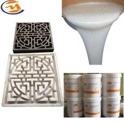 Le liquide blanc en caoutchouc de silicone RTV-2 de gypse Corniche de moules