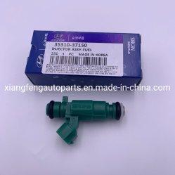 Inyector de combustible gasolina automático 35310-37150 para Hyundai Santa Fe