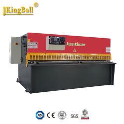 Fabricante profissional Metal Working Tools Guilhotina Hidráulica Máquina de Cisalhamento