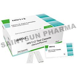 Комплект для проверки инфекционных заболеваний (HBSAG ВИЧ HCV, HBCAB)