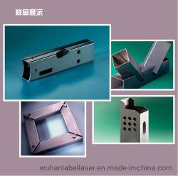 Matériel de soudage laser à fibre portable soudeur Laser pour le métal/signer/Conseil de la publicité