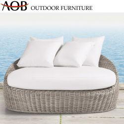 Exterior moderno Garden Hotel Casa Patio muebles de ratán sillón reclinable Tumbonas Playa diván