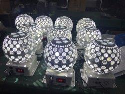 Stade de la magie d'éclairage rotatif à LED Boule disco