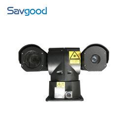 2MP 90X optische Objektiv-lange Reichweite PTZ des Summen-540mm IP-Kamera mit 1000m Laser Disctance