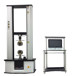 Hydraulische doppelte Spalte-Computer-Steueruniversalspannkraft-Prüfungs-Servomaschine