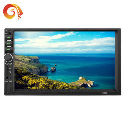 Universal hot le soutien des ventes de voiture USB pour le MP5 vidéo DVD Player