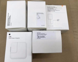 alimentation électrique de 100% d'origine de l'adaptateur USB Chargeur de téléphone pour l'iPad pour Apple