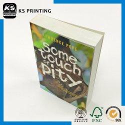 Gloss Varnish Softback Book을 이용한 4가지 색상의 완벽한 바인딩
