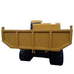 Bron Fabriek van de Auto van de Kipper van de Auto van het Spoor van de Keten van het Vervoer van het Kruippakje in het BosLand van de Moerassige Sneeuw