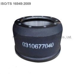 0310677040 de ferro fundido de alta qualidade peças do veículo do Tambor de travão traseiro