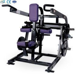 Exercício interior profissional a máquina assentada Ginásio DIP equipamento de fitness