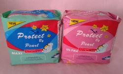Gesundheitliche Serviette-Frauen-gesundheitliche Auflagen Panty Großhandelszwischenlage