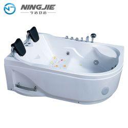 Санитарные продовольственный джакузи роскошь массаж ванна для двух человек (547)
