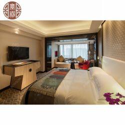 Chino personalizable Hotel de estilo de madera Muebles de Dormitorio