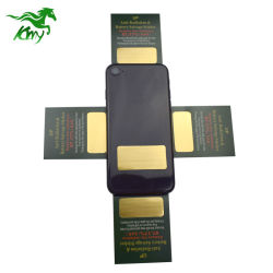 Ahorro de energía de diseño de chip/Pegatina Emf Emr Protección Celular