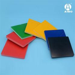 عادية - كثافة [بفك] زبد صفح /PVC زبد لون لأنّ إشارة