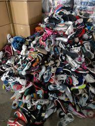 最もよい販売のクリーム人の国際的な使用された靴