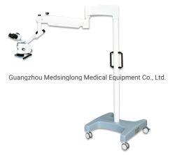 La operación digital móvil básico Microscopio Msl06A para Ent Dental &