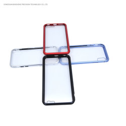 CNC Nano Toebehoren van de Telefoon van het Glas van de Injectie Magneetontsteking Aangemaakte voor het Mobiele Geval van de Telefoon