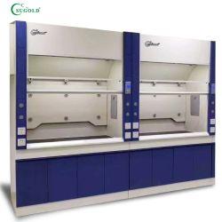 Het Kabinet van de Kap van de Damp van het laboratorium met Chemische Bestand Kabinetten